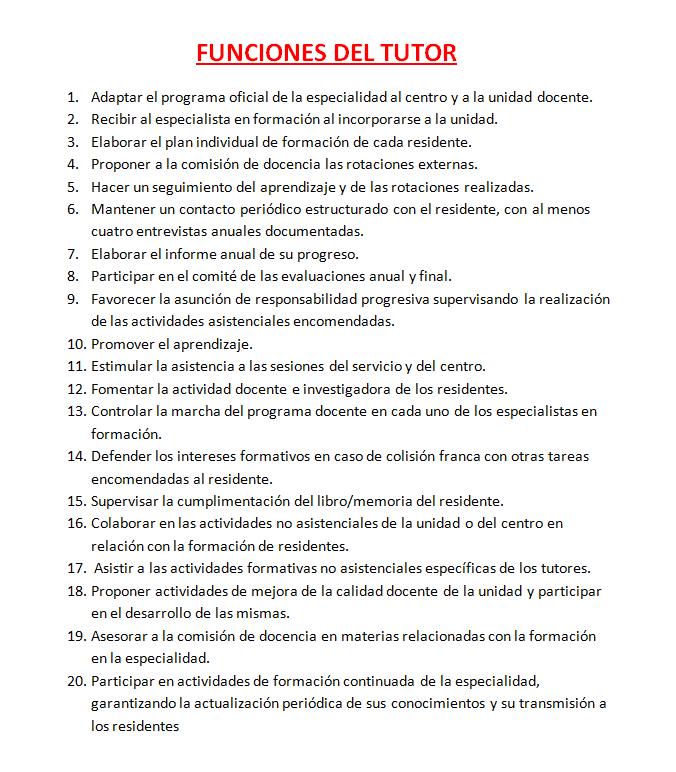 funciones del tutor 2