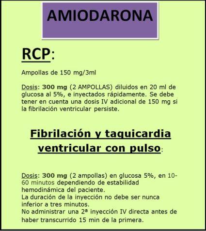 Amiodarona
