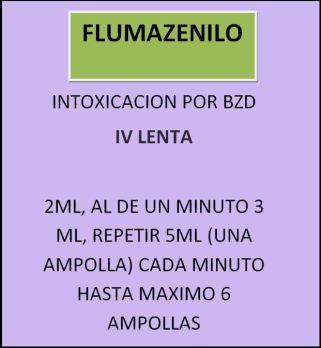 Flumazenilo