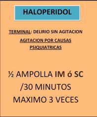 Haloperidol